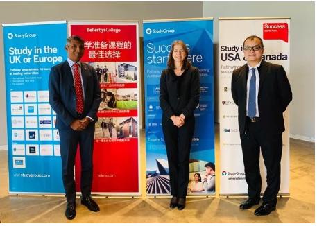 喜讯!学习集团2019年度CEO新闻发布会在京举行