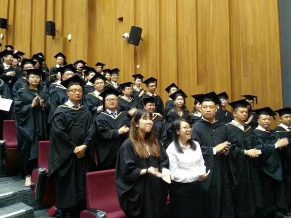 香港公开大学MBA班现正招生
