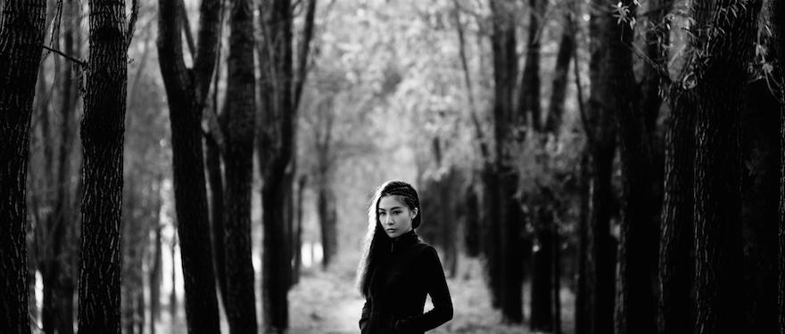 刘颖仪写真