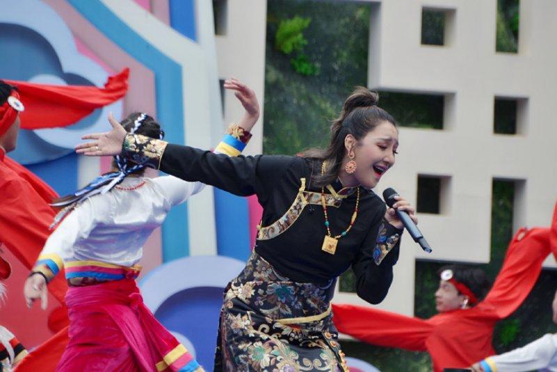 锅庄、露营、藏歌会,四姑娘山邀您端午体验统朝山会!-焦点中国网