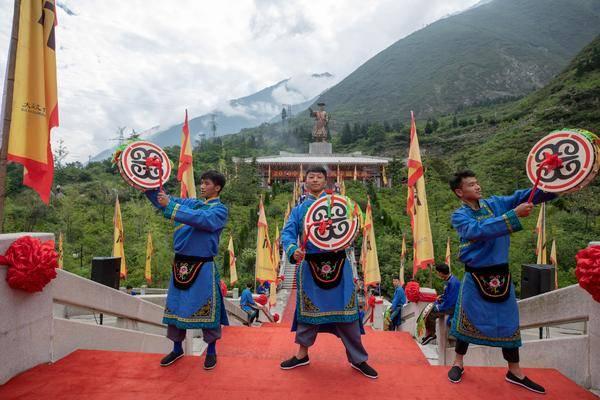 大禹华诞庆典活动在大禹故里汶川举行-焦点中国网