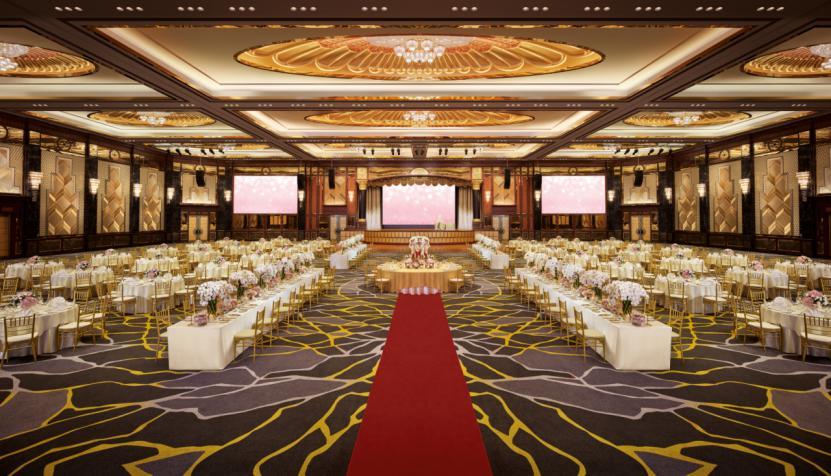 Wedding at GrandLagoonBallroom at SunayResortHotel&Spa_FrontOverview_hires