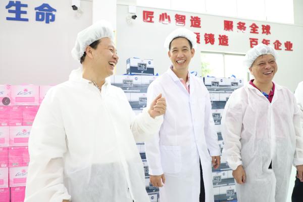 深圳市康乐美科技有限公司蕾丝特卫生巾美国药典USP检测报告!