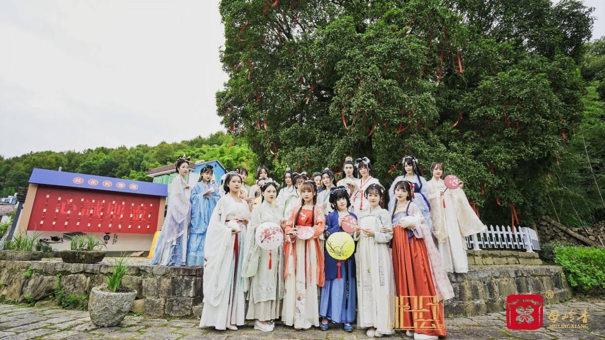 桐庐(旧县)第五届国际金秋桂花旅游文化节隆重开幕