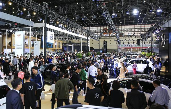 2019第十二届郑州国际车展10月31日盛装启幕
