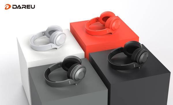 音你精彩,无限享受,达尔优发布EH766无线蓝牙耳机