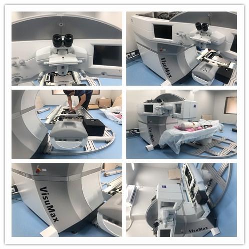 杭州爱尔眼科医院斥资千万引进全飞秒激光设备