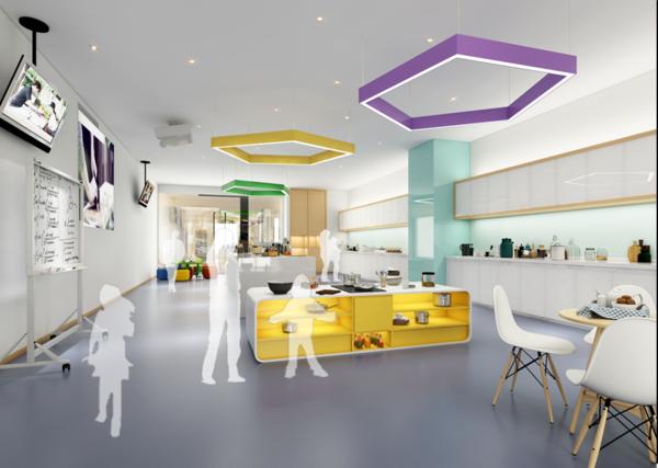 艺思伦教育mall:打破传统教培模式_构建全新教育体验