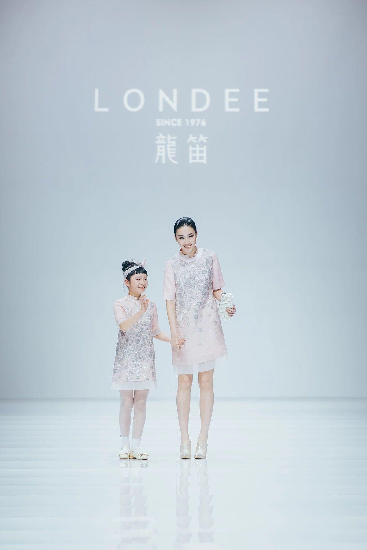 LONDEE龙笛大秀,看见最精致摩登的高级中国风