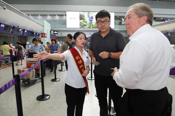 毕节职业技术学院·航空学院学子成都双流国际机场工作实录