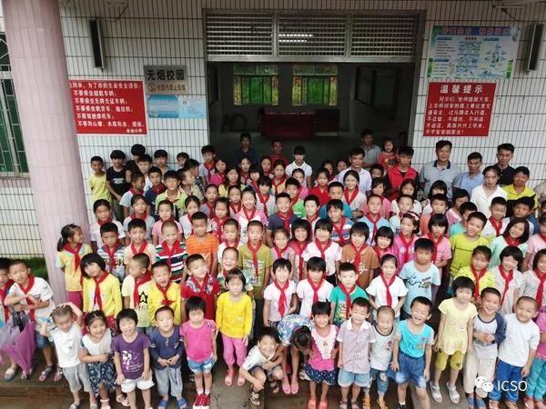 ICSO--一支由中国留学生组成的国际公益团队