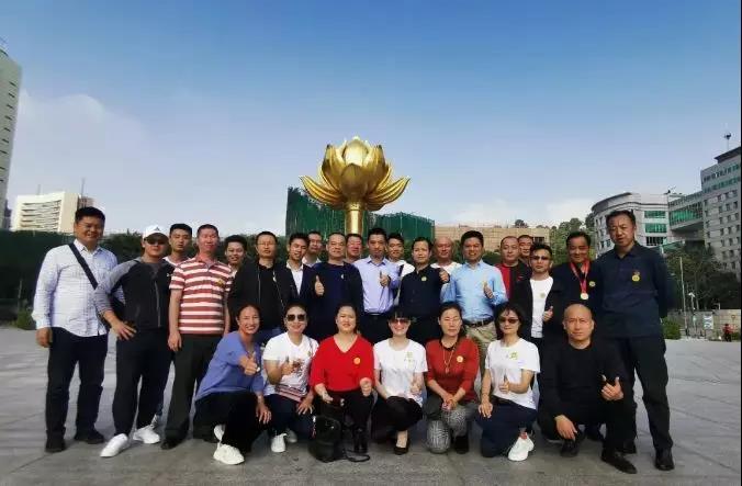 福州市山东商会参加《感恩中国》