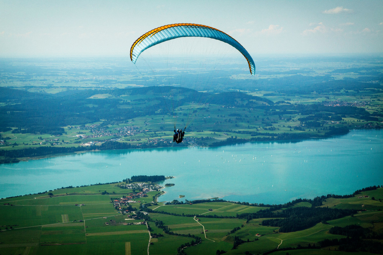 武汉旅游攻略:武汉一定不能错过的滑翔伞体验