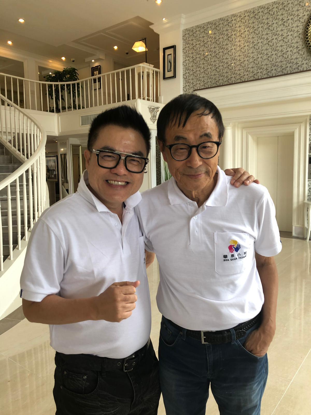 东南亚知名慈善歌王张仰兴心系慈善机构善济医社图3