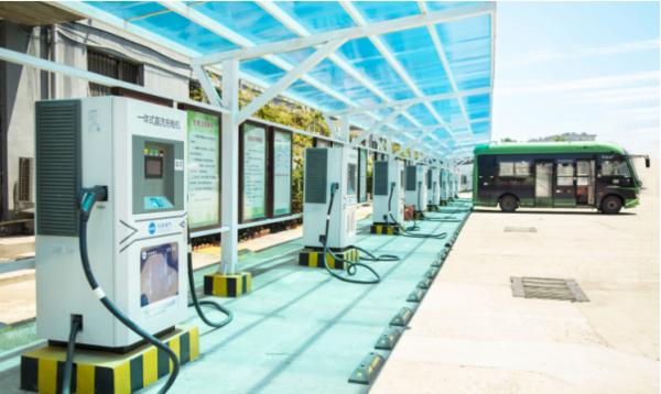 智能充电桩一体化解决 科林电气为电动汽车保驾护航