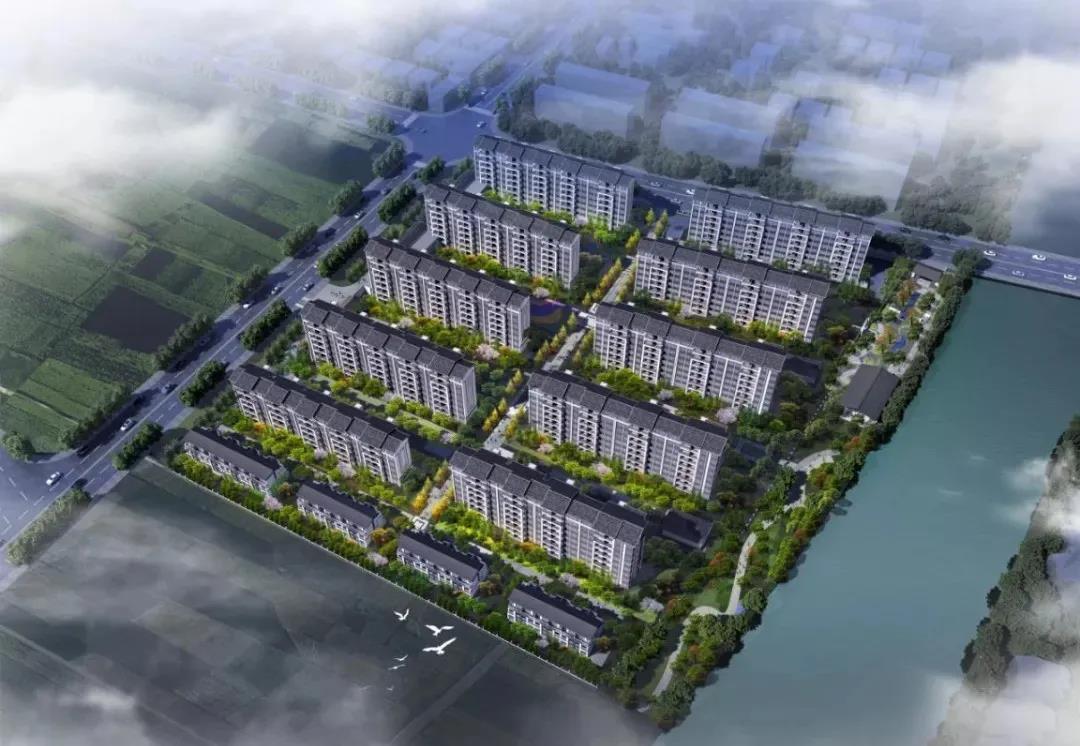 龙光集团在嘉善丨江南大境:都市中还原古镇生活醇美
