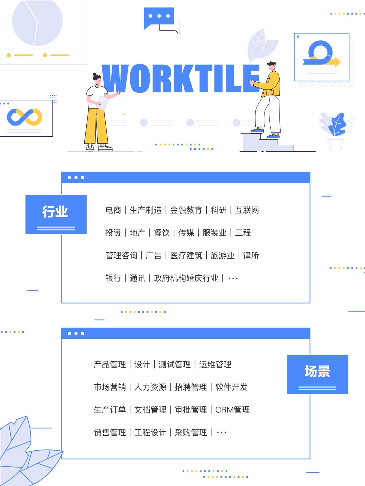 Worktile进军软件开发与协作的初心与野心