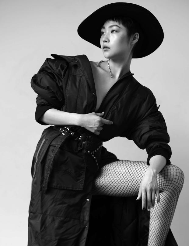 李悦瑶,全能模特在纽约