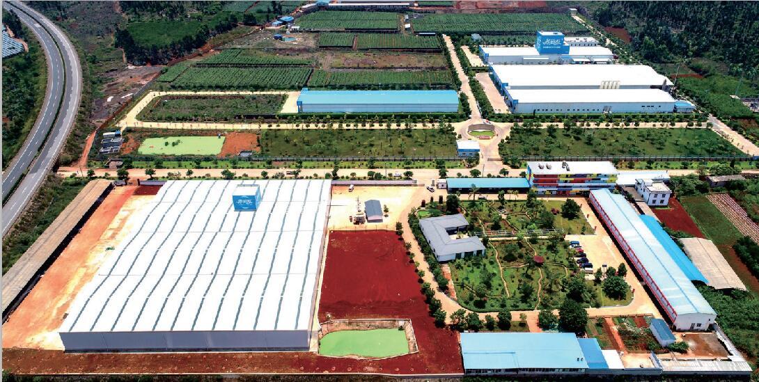 种养殖基地全景