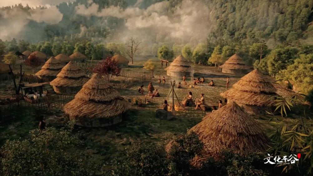 平谷惊现7000年前的猪