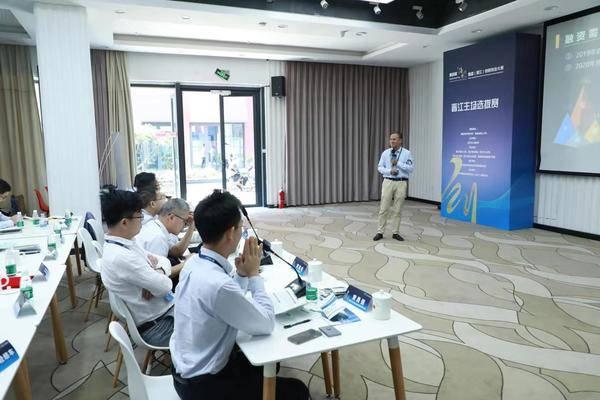 31个项目齐聚晋江三创园同台竞技 精准引才模式获投资人认可