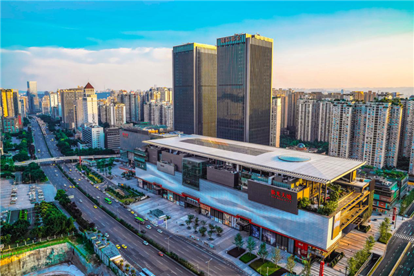 重庆国际都会|四大关键词 解读写字楼投资秘诀