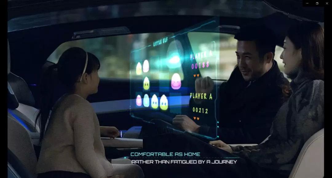 绿驰汽车M500智能化配置,一台车究竟可以有多智能
