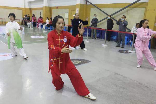 2020年闵行区武术主题活动 暨上海市民武术大比武