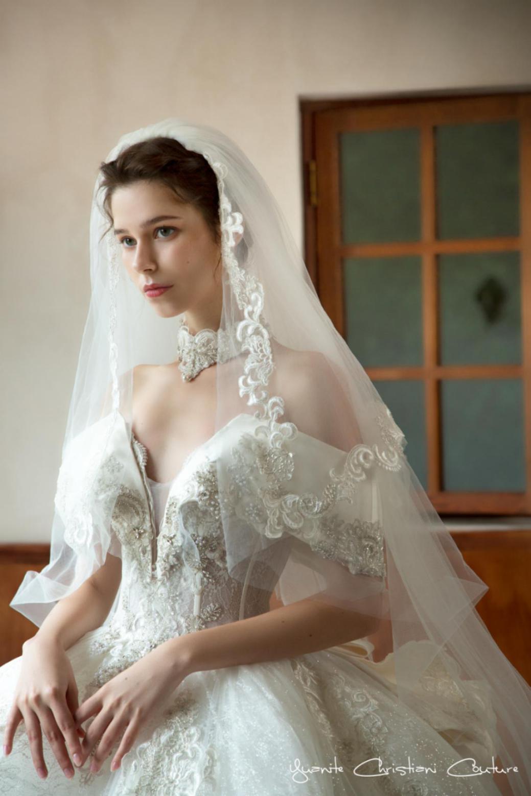 印尼高定婚纱品牌Yuanita Christiani 「唯爱颂歌」唱响上海