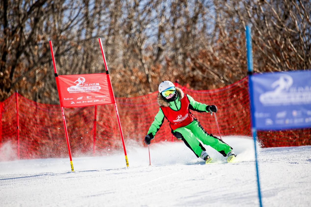 吉林国际高山/单板滑雪挑战赛登陆延吉