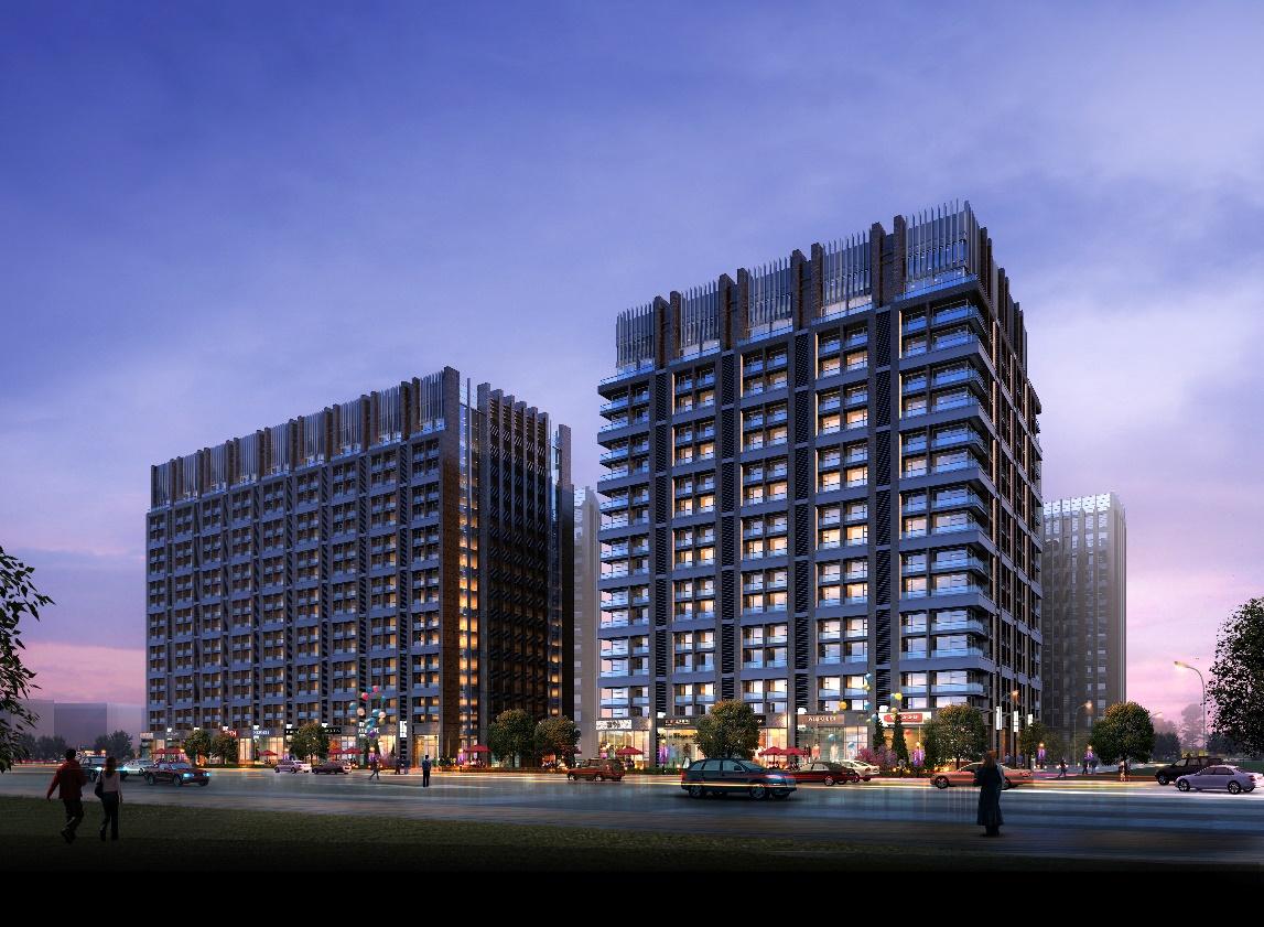 赢咖3平台资讯  在未来科技城核心区,还有起拍单价2万不到的公寓,还是现房?
