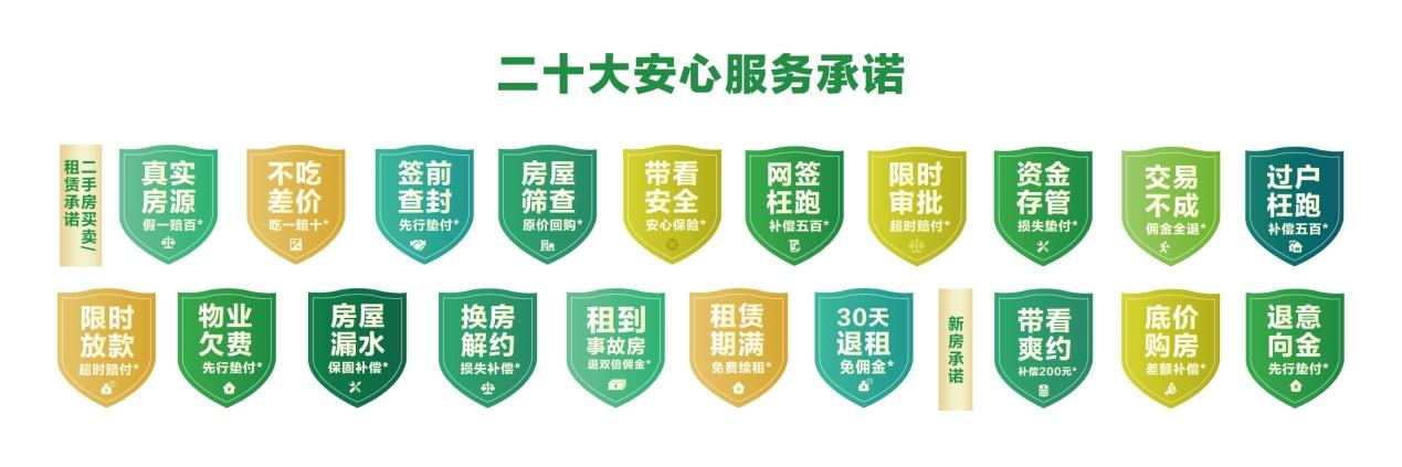 杭州链家9周年:只为提供更安心的房产交易服务